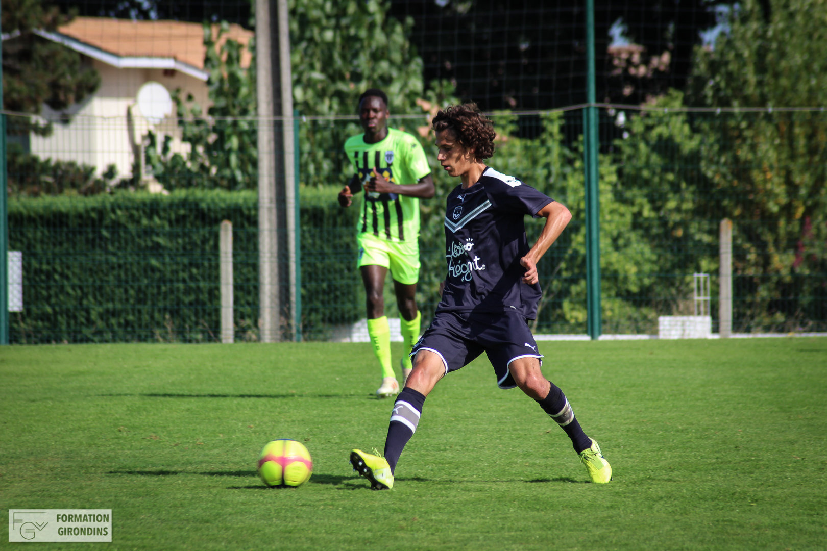 Cfa Girondins : Déplacement chez le leader Angers - Formation Girondins