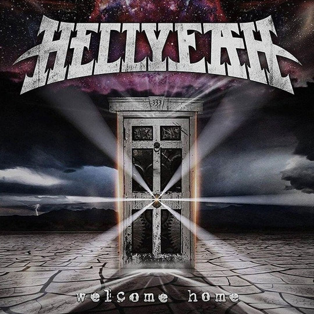Hellyeah : Welcome Home