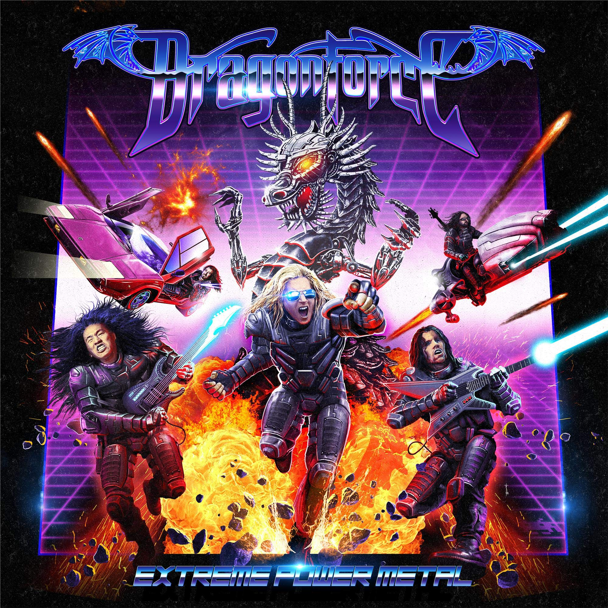 Dragonforce : Extreme Power Metal
