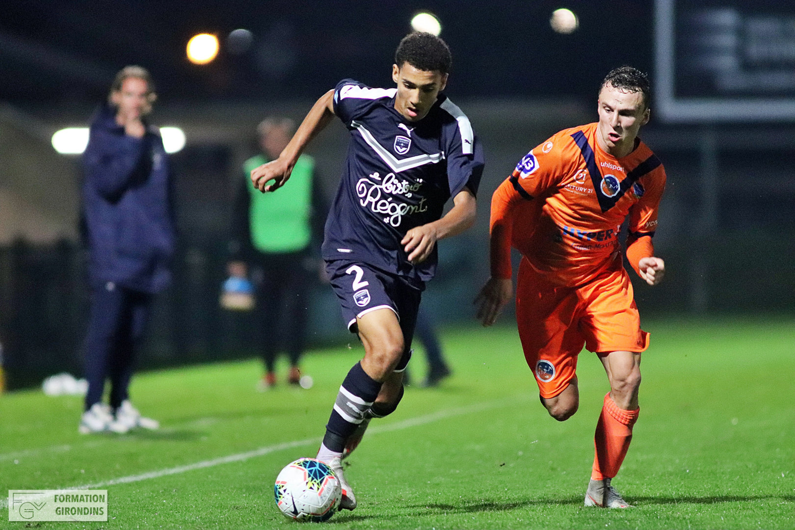 Cfa Girondins : Les photos de Bordeaux B - FCBA - Formation Girondins