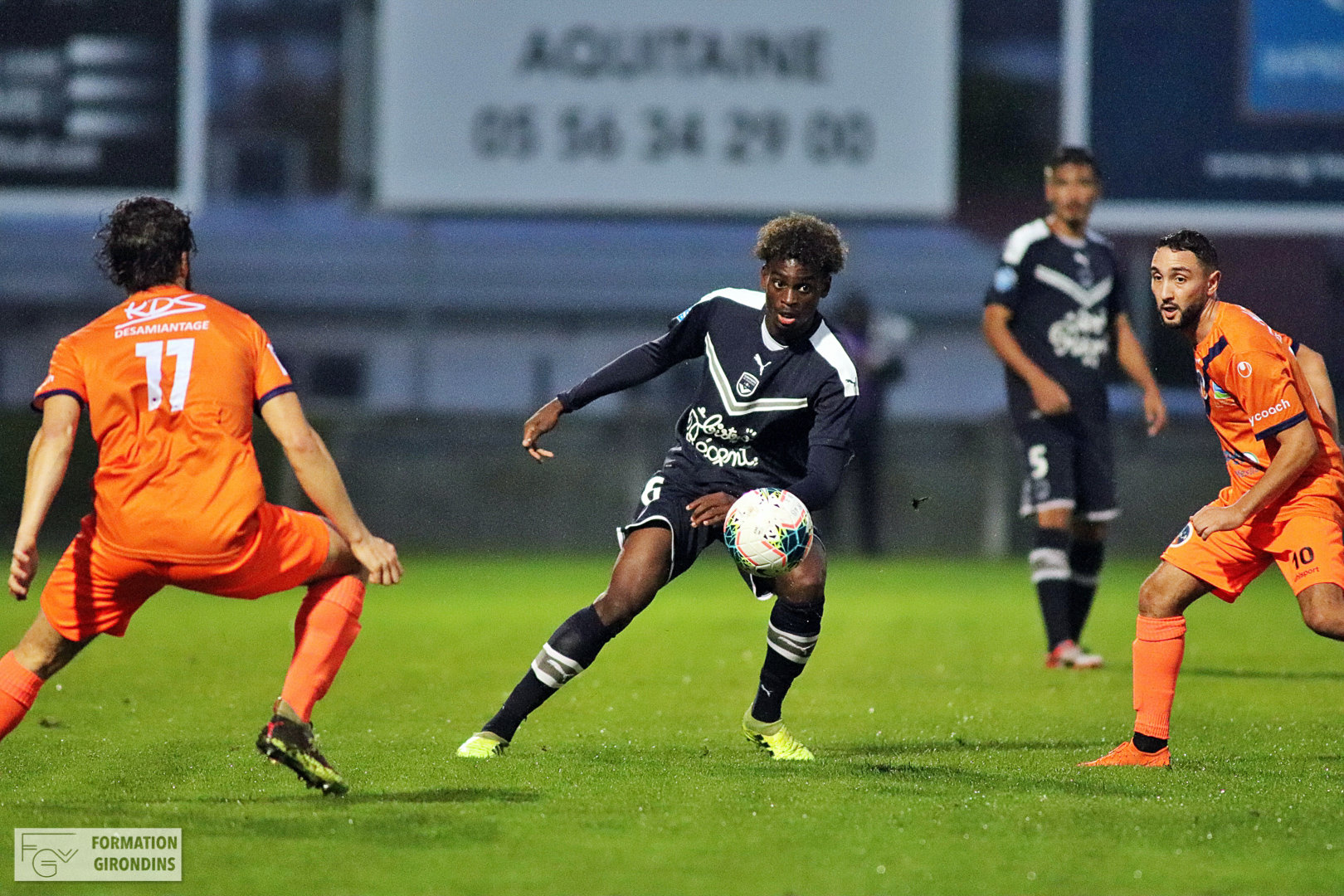 Cfa Girondins : Une victoire en amical - Formation Girondins