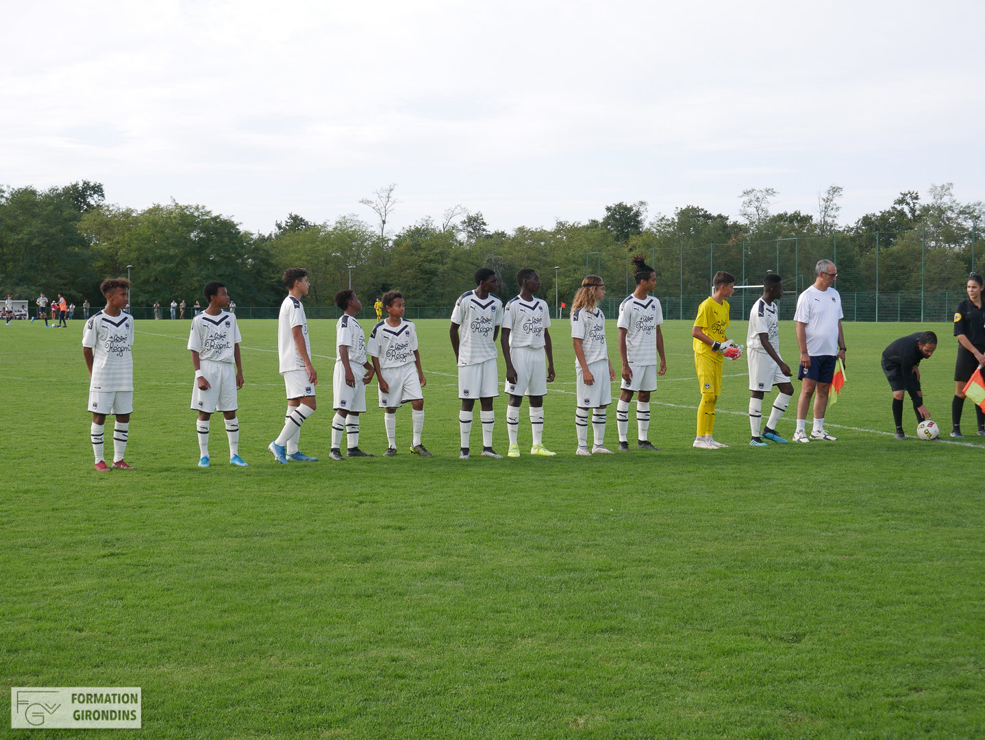Actualités : Deux revers ce week-end - Formation Girondins