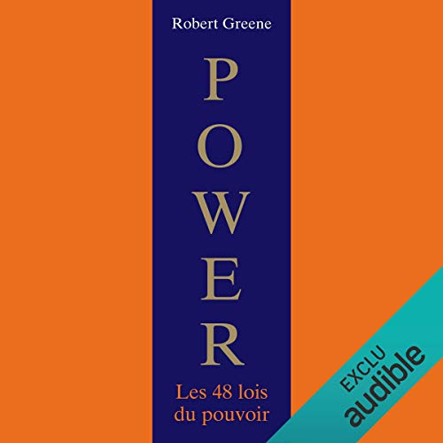 Koob - Power, Les 48 Lois Du Pouvoir De Robert Greene [2019]