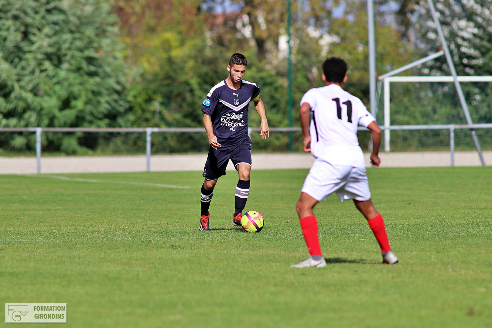 Cfa Girondins : Match amical contre Libourne aujourd'hui - Formation Girondins