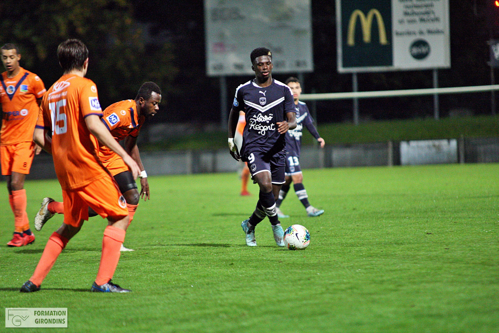 Cfa Girondins : Déplacement au Pays Basque - Formation Girondins