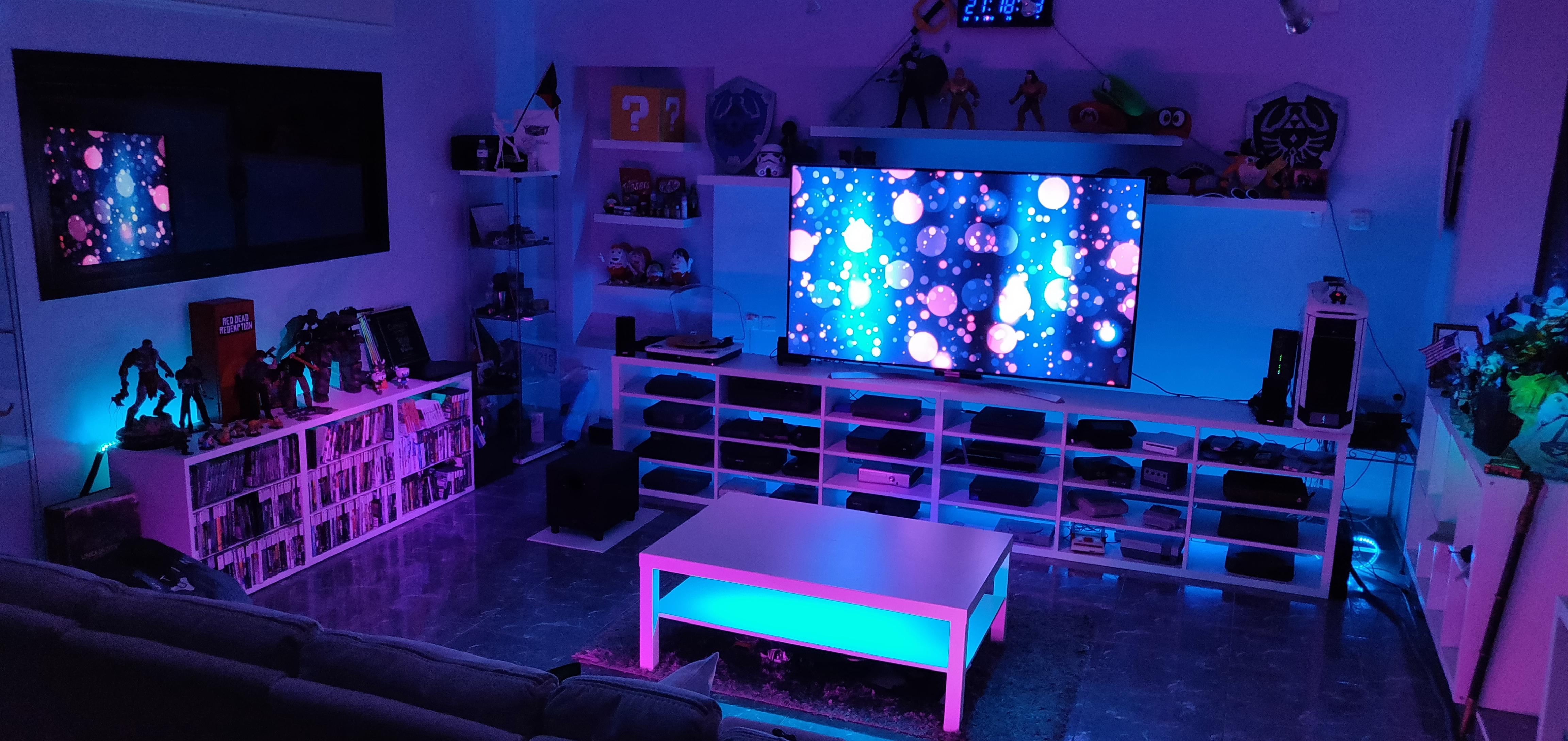 Agencer une gaming room Dym4