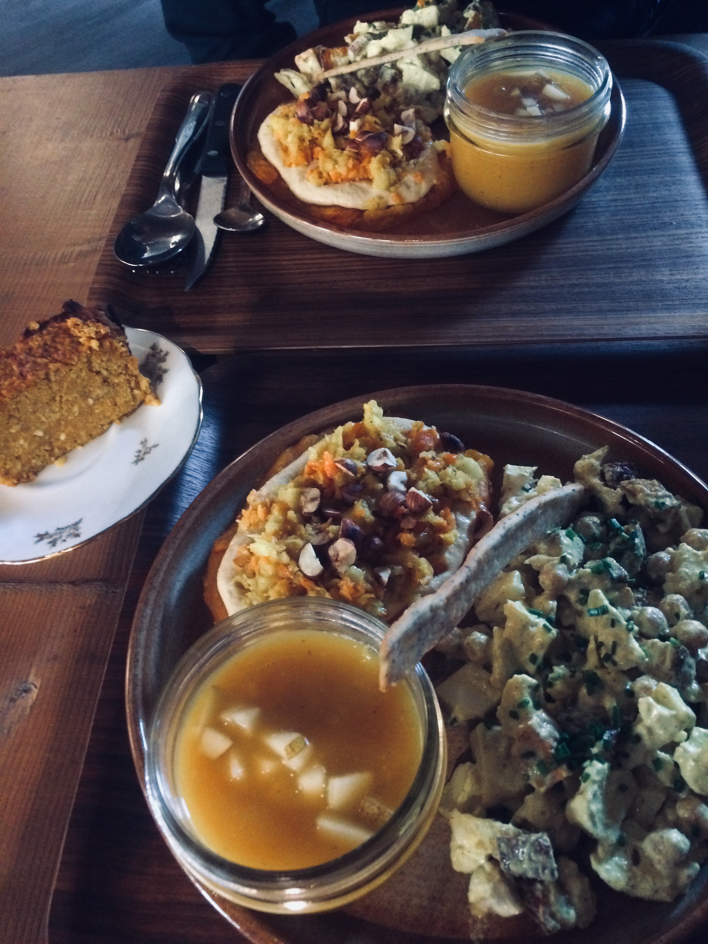Gaia Coffee House Brunch