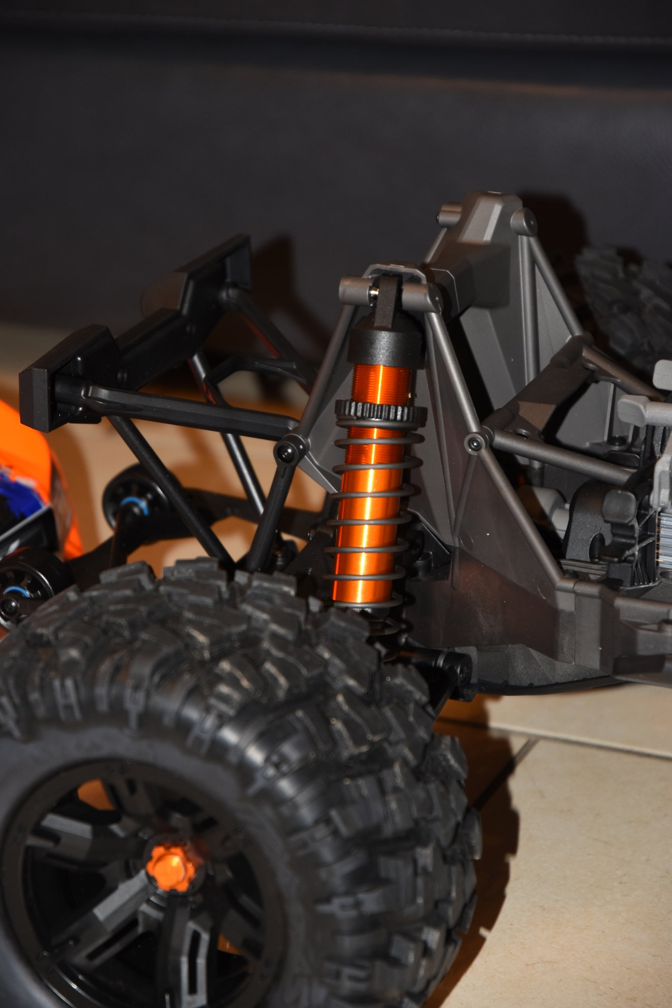 Xmaxx orange mécanique  - Page 2 O73r