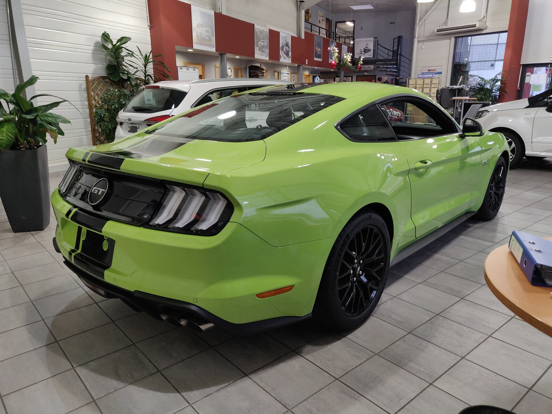2014 - [Ford] Mustang VII - Page 17 Hbmo