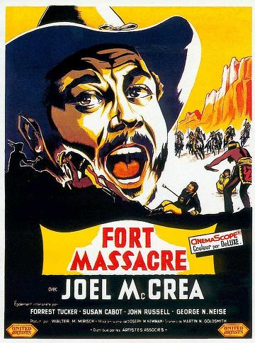 Fort Massacre affiche