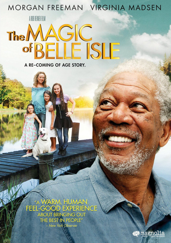 The Magic Of Belle Isle [Bluray 720p]
