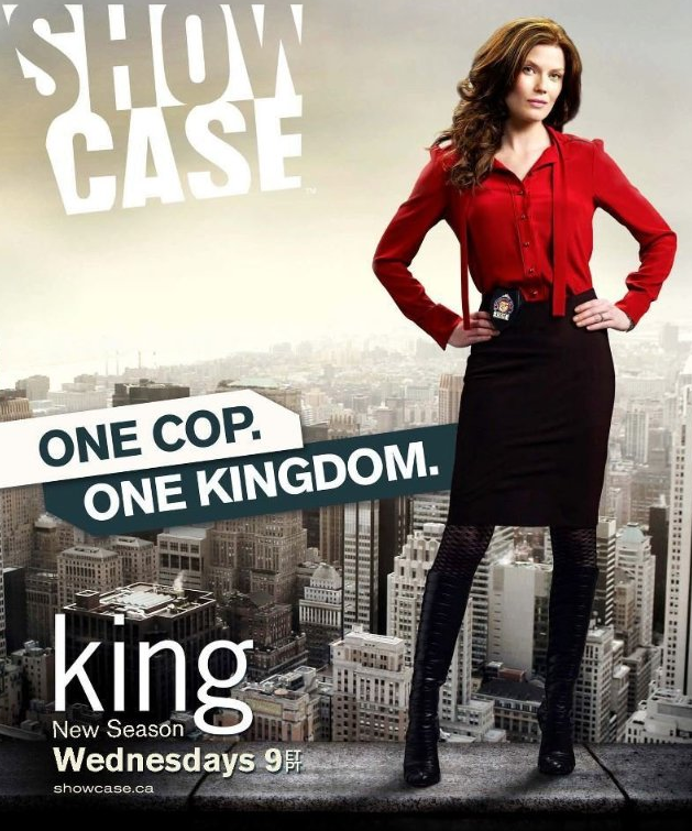 King [Saison 02] [FRENCH] [complet] [HDTV & HD]