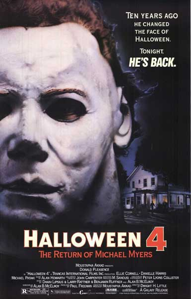 Halloween 4 [DVDRiP | FRENCH] [MULTI]