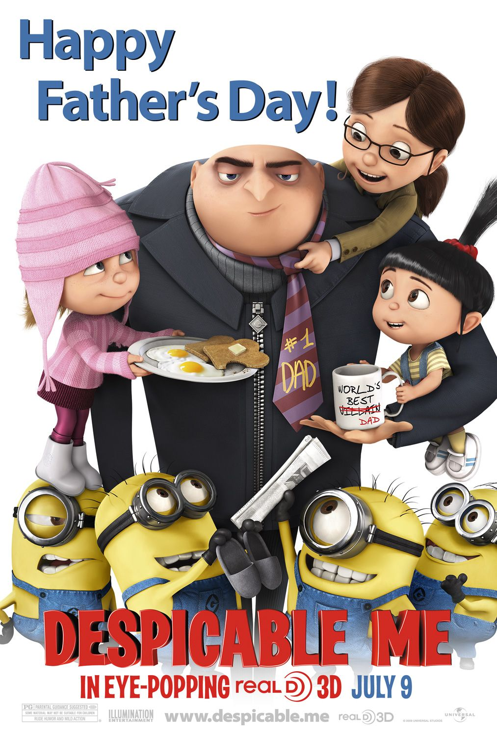 Moi, moche et méchant (Despicable Me) [BDRiP | FRENCH]