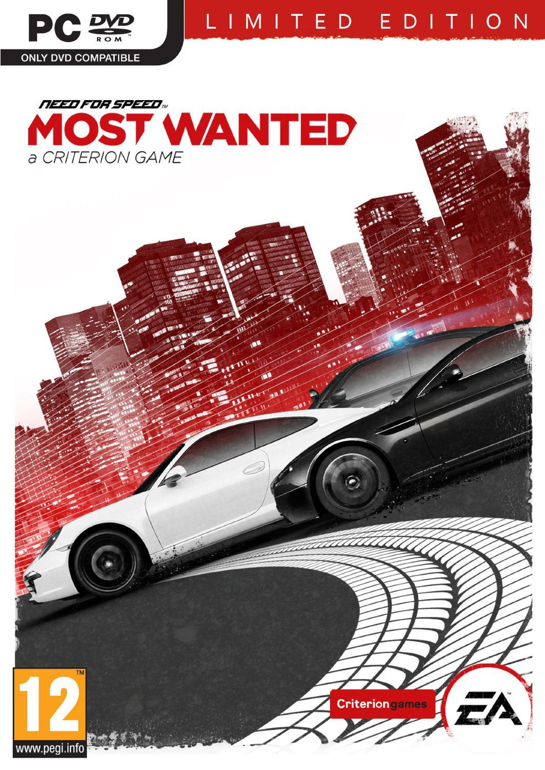 Need for Speed : Most Wanted [MULTi avec crack]