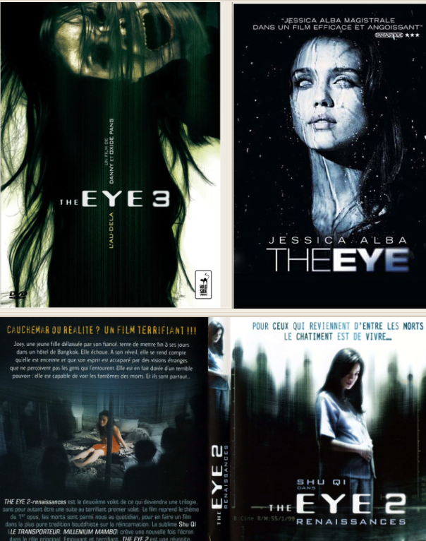 THE Eye 01-02-03| DVDRIP | FRENCH