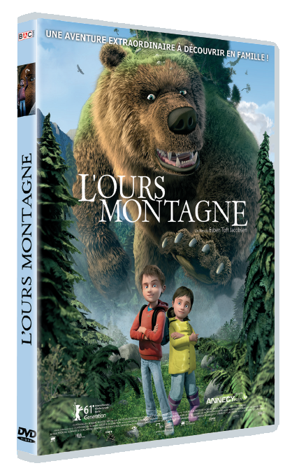 L'Ours Montagne [FRENCH] PAL [DVDR]