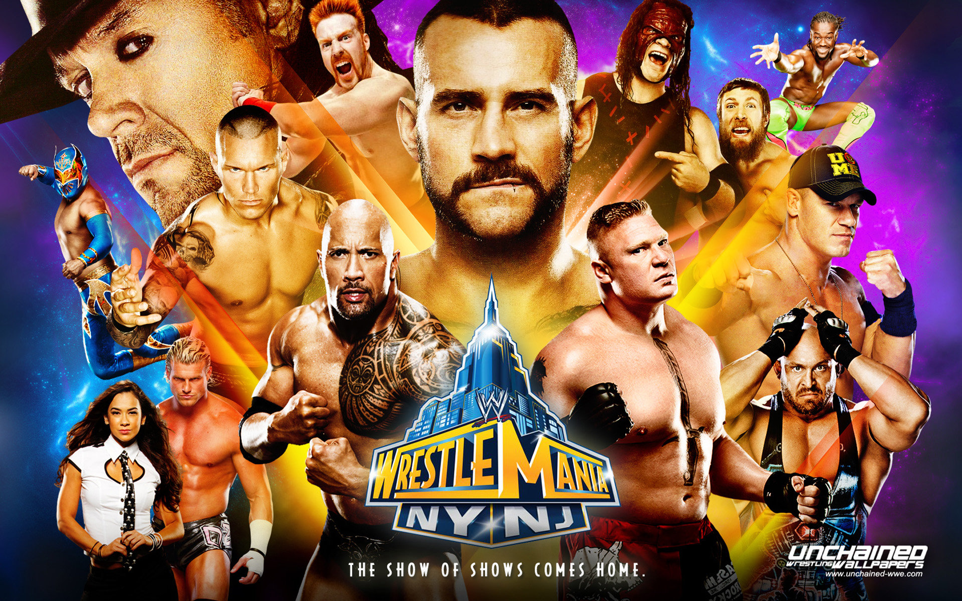 WWE Wrestlemania 29 (2013) (EXCLUE) [HDTV]