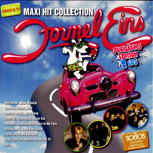 Formel Eins - Maxi Hit Collection (2013)