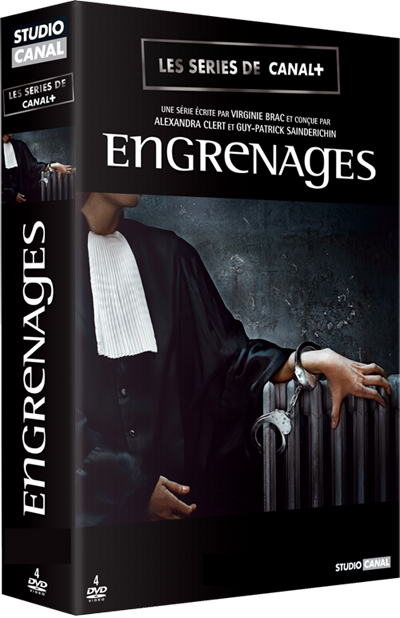 Engrenages [Saison 04 FRENCH] [Complet]  BDRIP-HDTV & HD 720 + (Saison 01-02-03 DVDRIP)