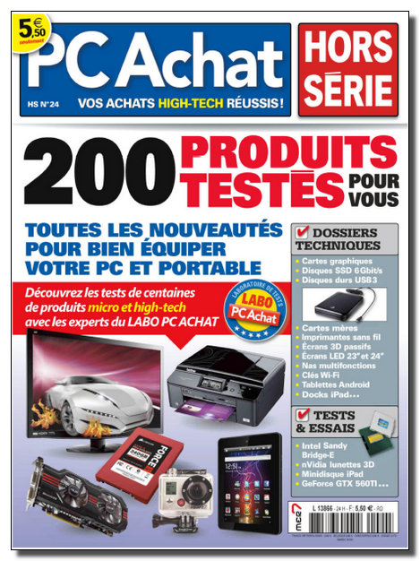 PC Achat Hors-Série N°24 - 2012 [HQ/SsTags/MULTI]