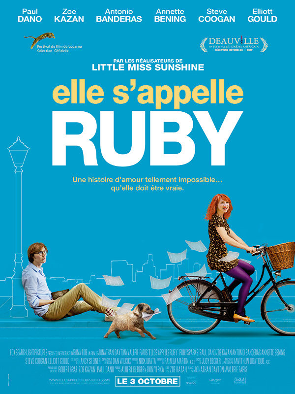 Elle s'appelle Ruby (2012) [FRENCH] [BRRip] 1 CD + BRRiP AC3