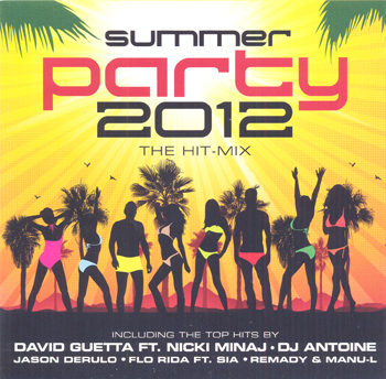 Summer Party 2012 - The Hit Mix