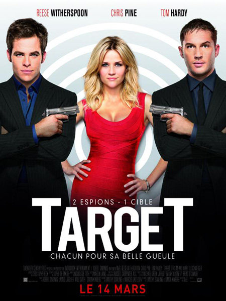 Target (This Means War 2012)  [DVDRip FRENCH]