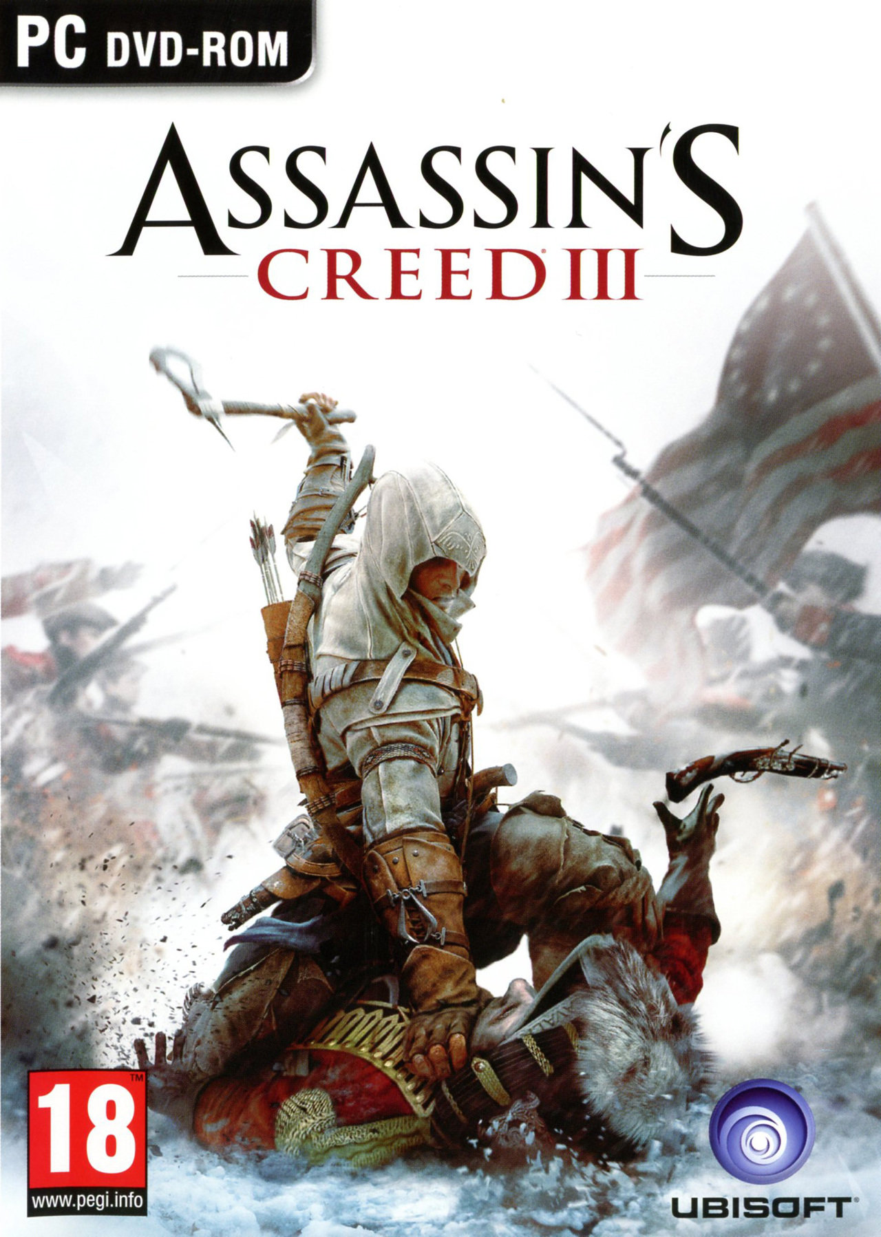Assassin's Creed III [PROPER]+Crack