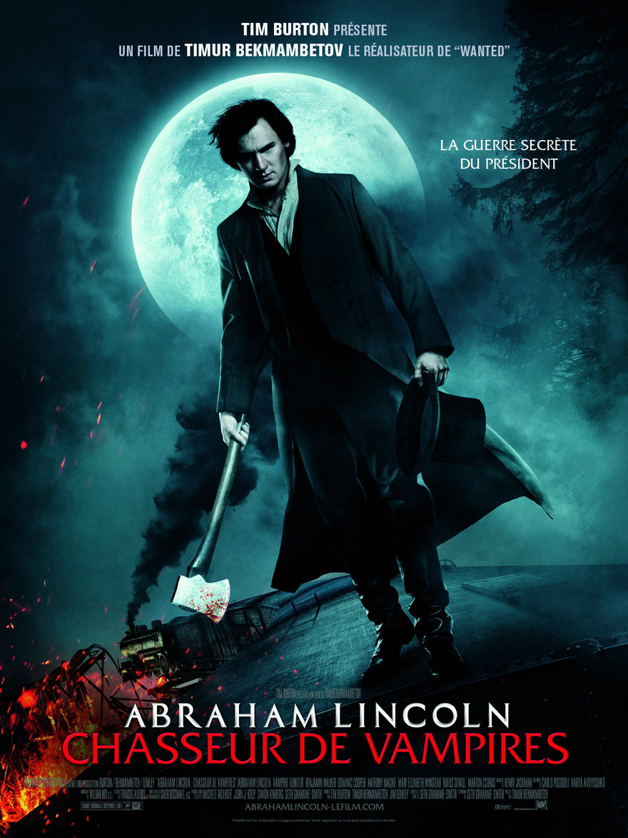 Abraham Lincoln : Chasseur de Vampires (2012) [FRENCH] TS  (Son LD)