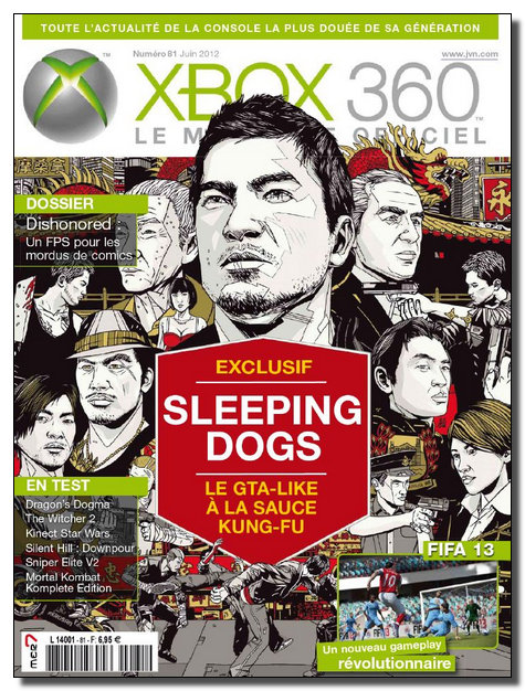 XBox 360 Le Magazine Officiel N°81 - Juin 2012 [NEW/HQ/SsTags/MULTI]