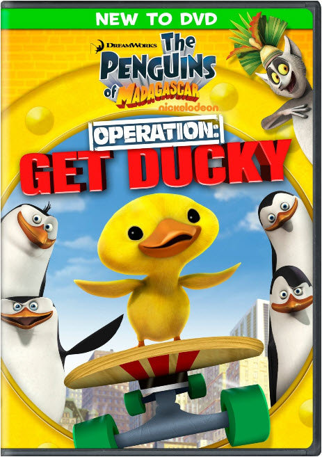 Les pingouins de Madagascar : Operation get Ducky