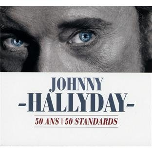 Johnny Hallyday - 50 Ans / 50 Standards [RG-TB]