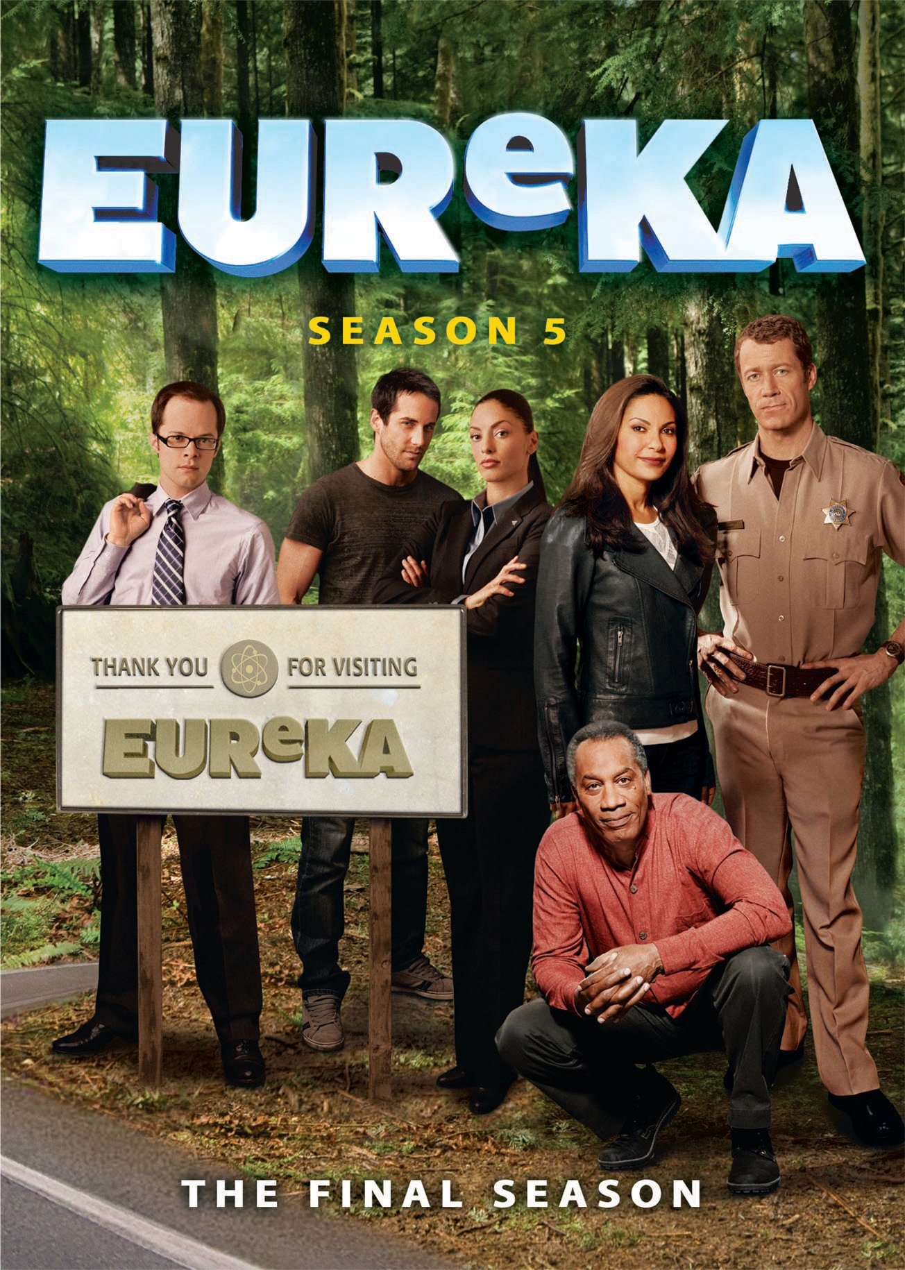Eureka [SAISON 05 FRENCH] [E01 a E06/??] HD