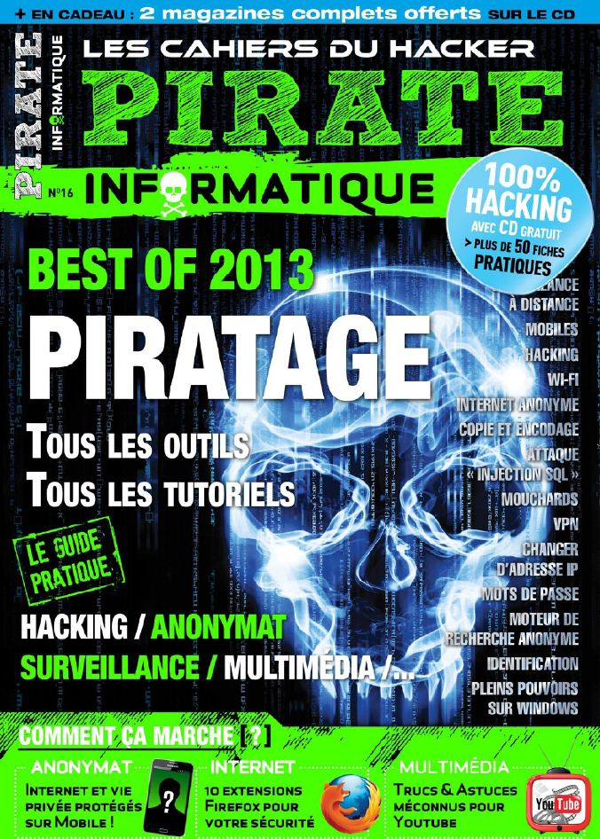 Pirate Informatique N°16