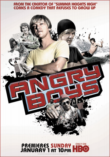 Angry Boys  [SAISON 01 FRENCH] [E01 à E12/..] + HD