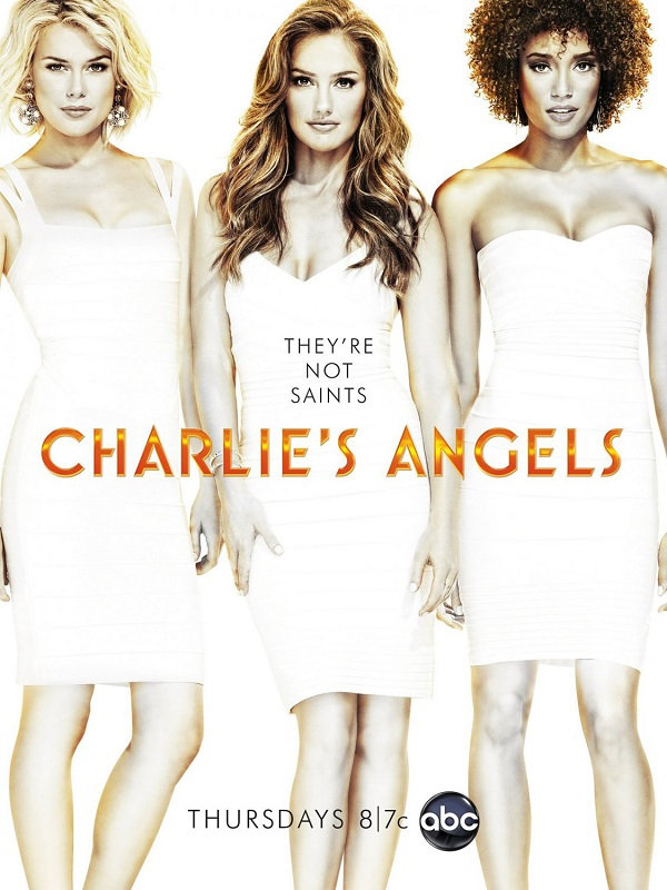Charlie's Angels (2012)  - Saison 1 [Complet] FRENCH [DVDRIP +HDTV + HD 720]