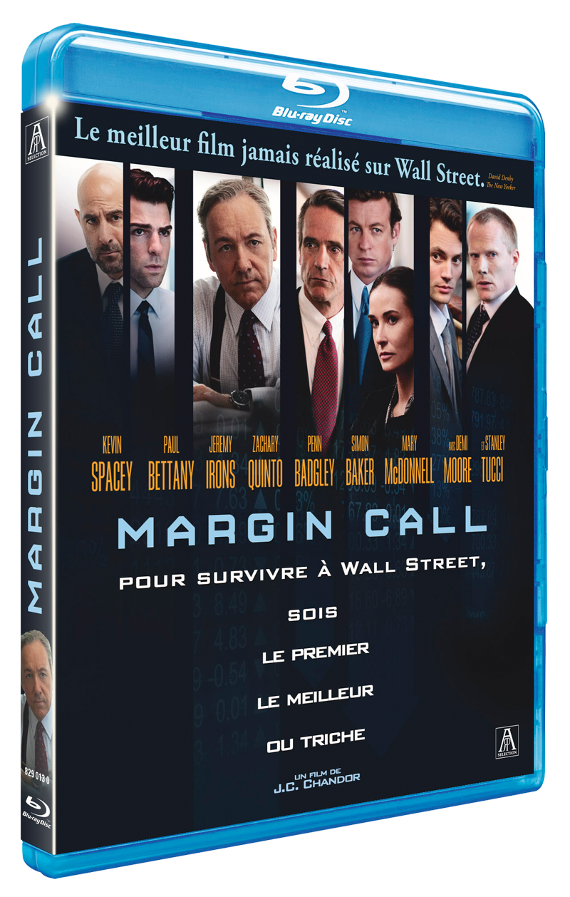 Margin Call  [FRENCH.720p.BluRay] + 1080p