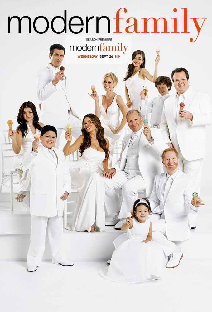 Modern Family [Saison 04 FRENCH] [E01 a 02] HD