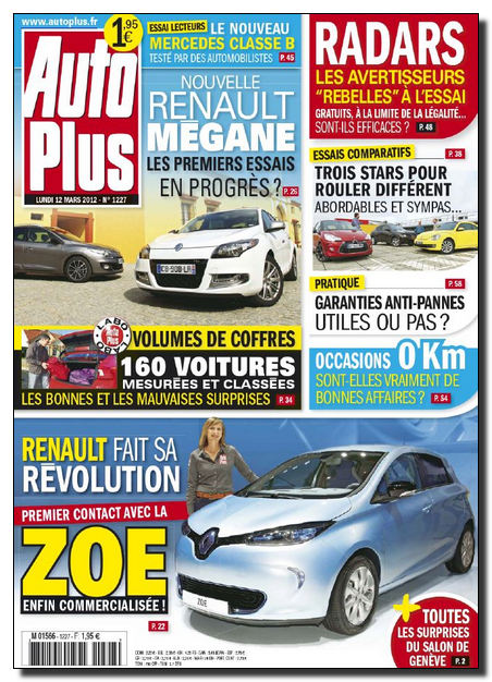 Auto Plus N°1227 - 12 au 18 Mars 2012 [NEW/SsTags/HQ/UL]