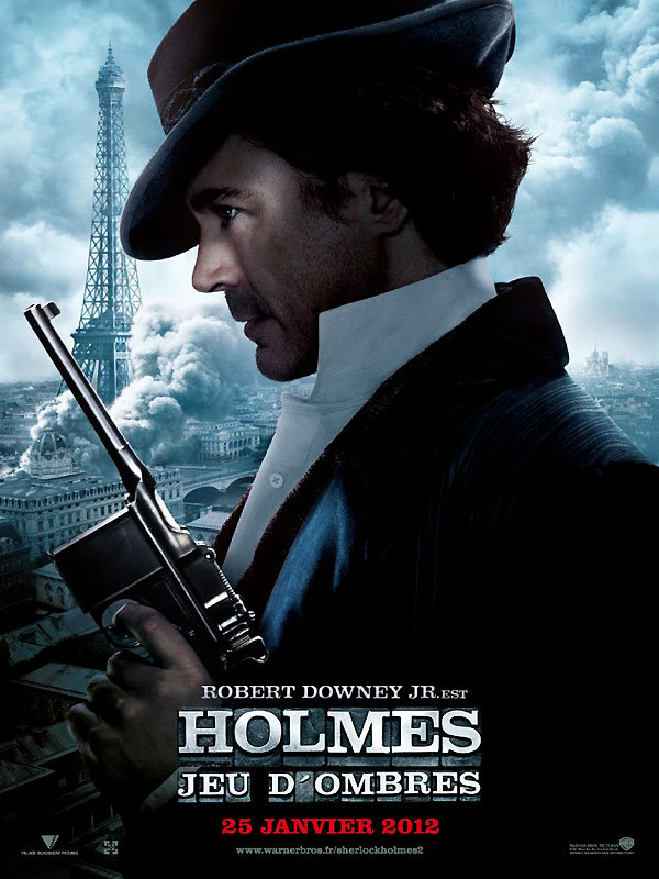 Sherlock Holmes 2 : Jeu d'ombres (2012) [TRUEFRENCH] [BRRiP] [MP4] [RG][TB]