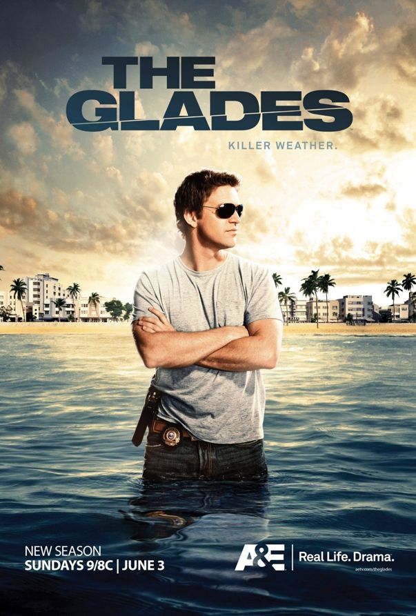 The Glades [Saison 04 Vostfr]  [E01 a 05/10] HDTV & HD