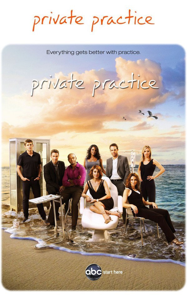Private Practice [Saison 06] [FRENCH] [E01 a 13/13] DVDRIP + HDTV & HD