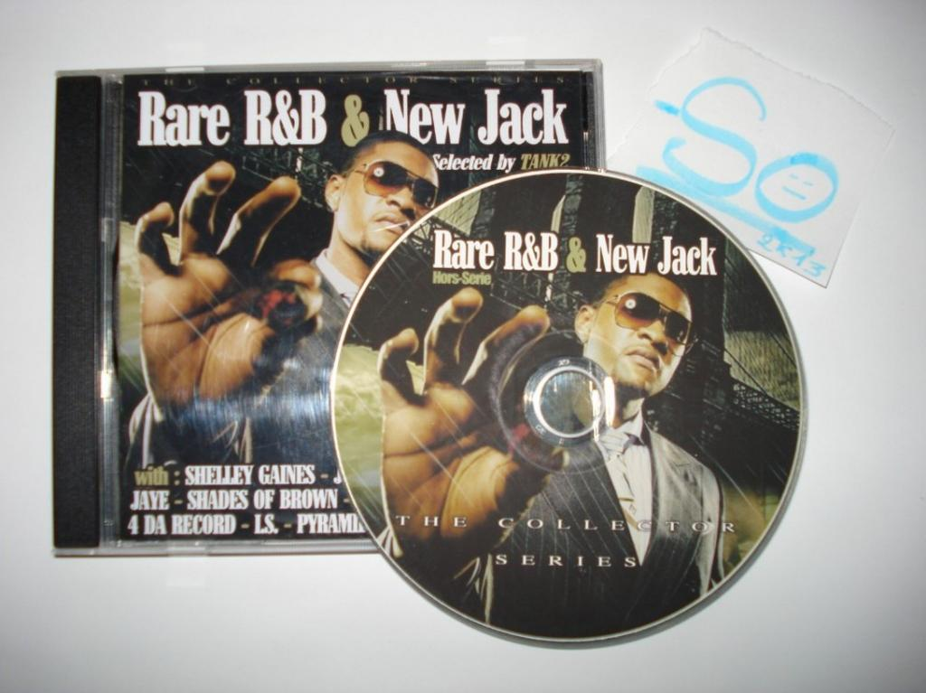 VA - Rare RNB and New Jack Hors-series (The Collector Series)