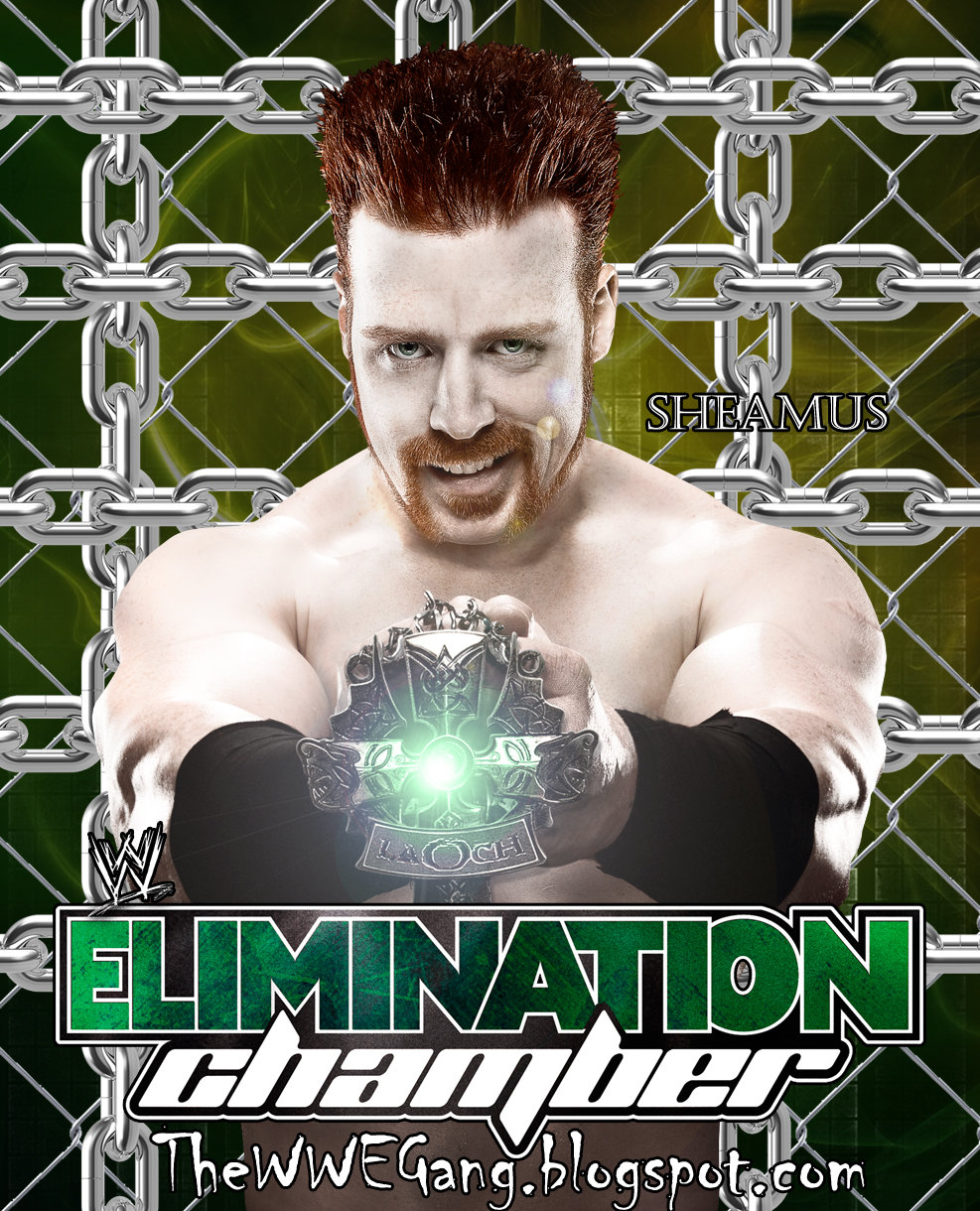 WWE Elimination Chamber 2012 [HDTV] [UL