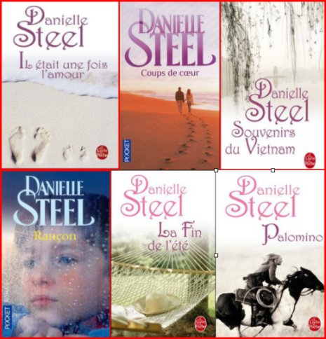 [MULTI] 34 Romans de Danielle Steel [EBOOK]