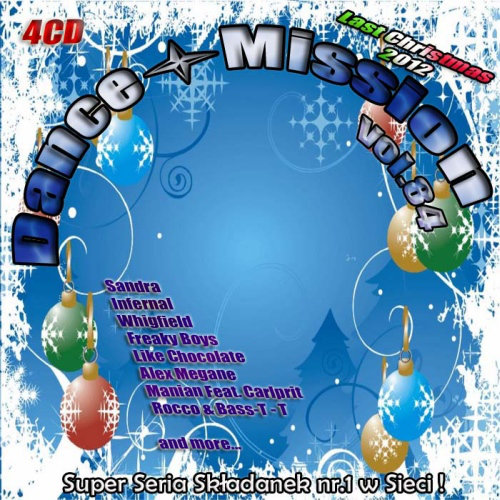 Download Movie Dance Mission Vol. 84 CD1 (Last Christmas 2012)