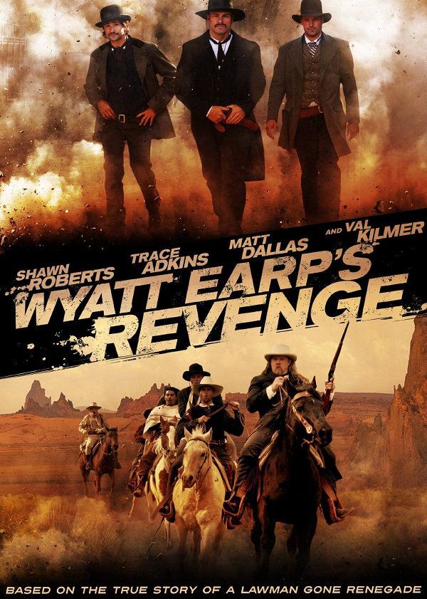 [MULTI] Wyatt Earp's Revenge (2012) [DVDRiP] [MP4]