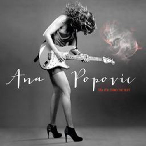 Ana Popovic - Can You Stand The Heat (2013) [MULTI]