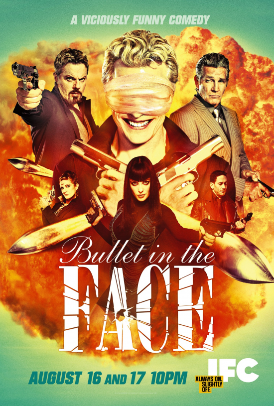 Bullet in the Face [Saison 01 Vostfr] [HD 720][E01 a 05/??]